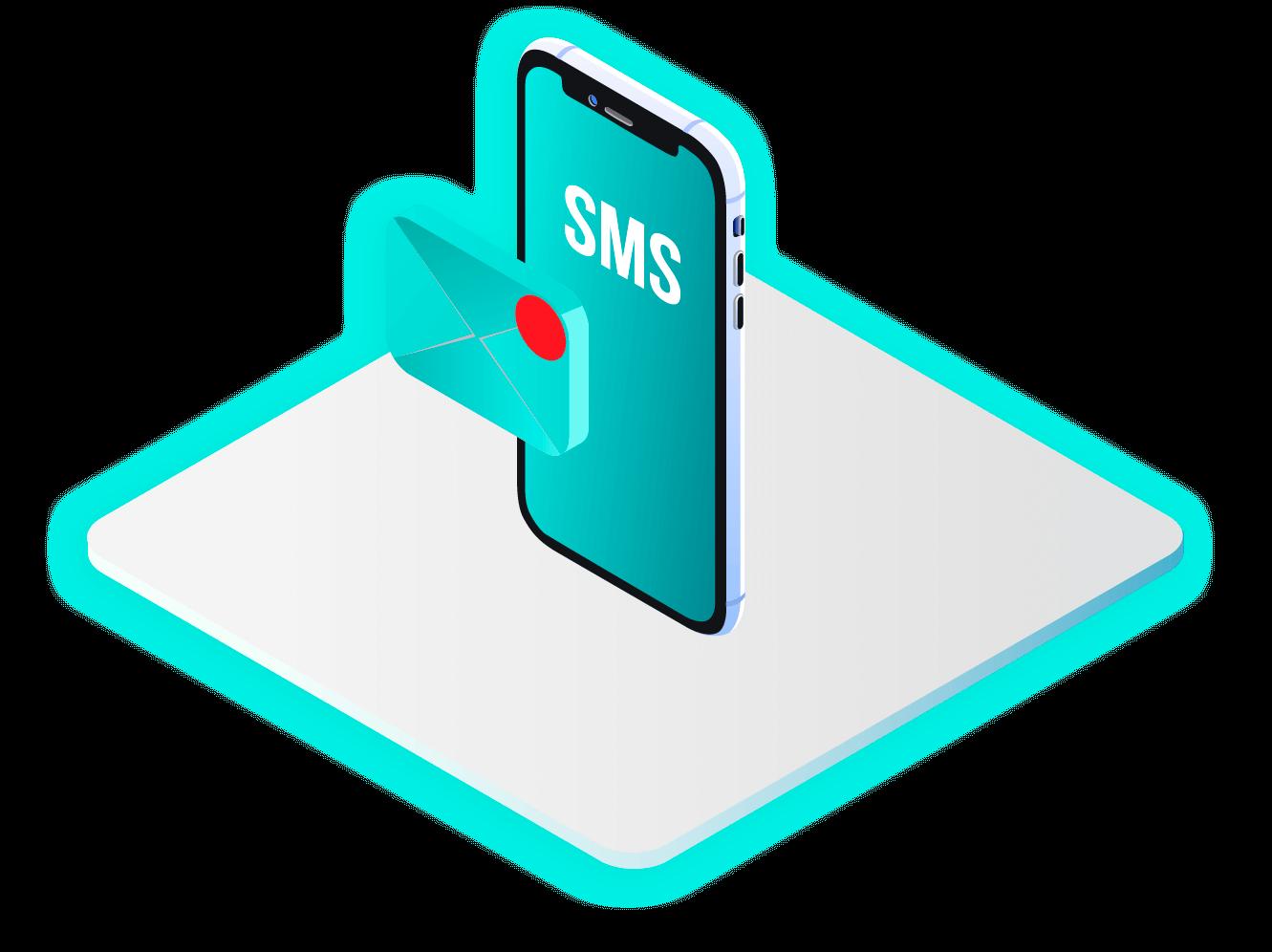 СМС-уведомление