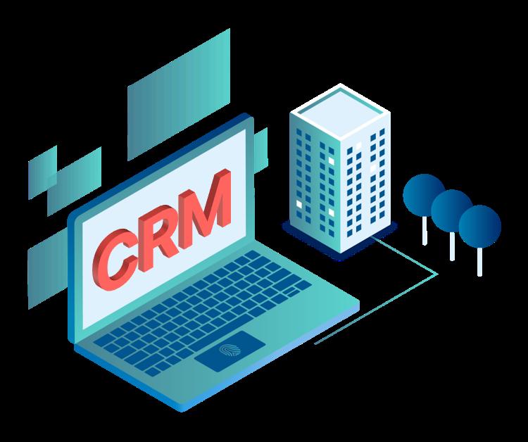 CRM - иконка