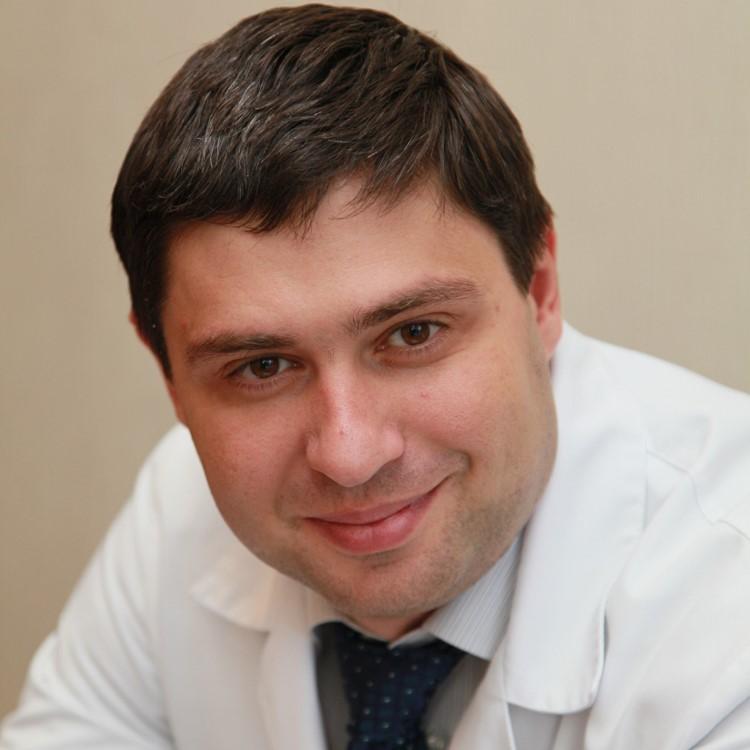 Сергей Берштейн Зам. Главного врача по лечебной работе «Ревиталь»